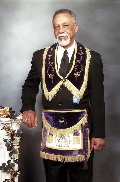 Bro. Henry Gaudet Past Master