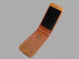 携帯電話。いわゆる「ガラケー」。