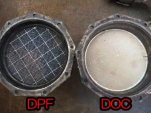 DPFとDOC