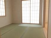 現地写真和室