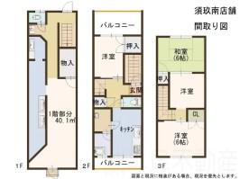須玖南店舗間取り図2019.03