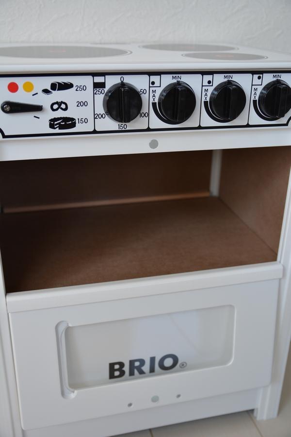 ブリオ 木製レンジ