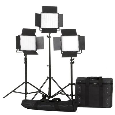 LightPro DN 900 3-head Kit