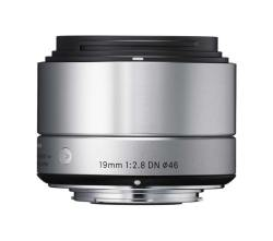 Sigma 19mm f/2.8 MFT Lens