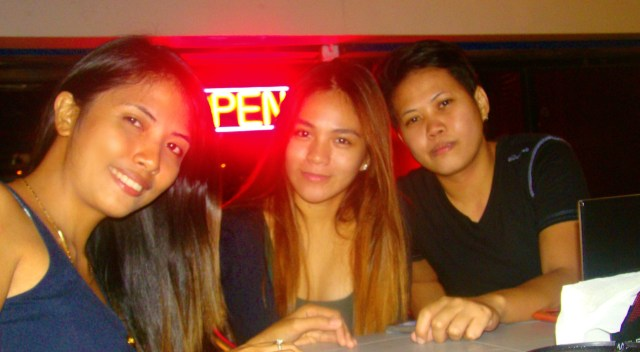 A NIGHT IN LAUNION
