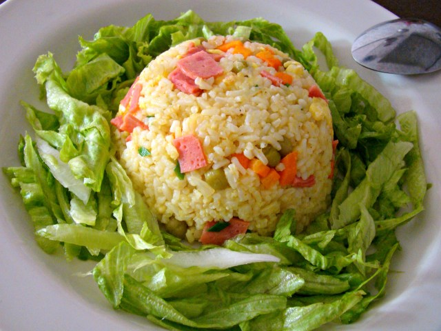 curry fried rice 1