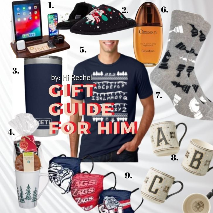 HOLIDAY GIFT GUIDE IDEAS 2020 FOR EVERYONE2