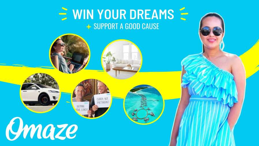 MY TOP 5 LUXURY EXPERIENCE IN OMAZE SWEEPSTAKES