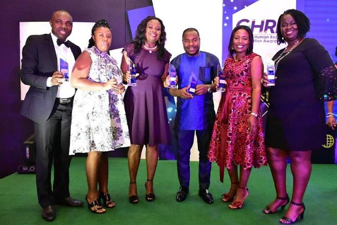 226201911221 0e72xlkwwr mtn hr team displaying the awards won