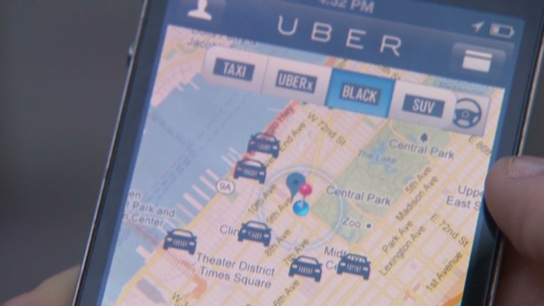 Rival says Uber played dirty