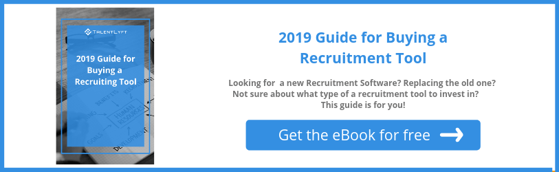 Guide for buying a recruitment tool
