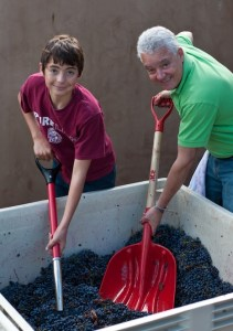 A family affair—with a little help from Beringer