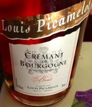Gold Tour Picamelot Cremant de Bourgogne Brut Rosé