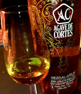 Mezcal Agave de Cortes: superb sipping