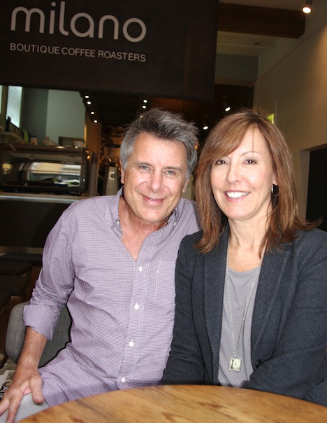 Milano Coffee's Brian and Linda Turko: serious about espresso at every level