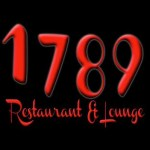 1789 Restaurant & Lounge Now Open