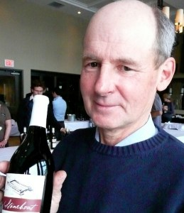 Longtime grower and Stoneboat co-owner Lanny Martiniuk helped pioneer Pinotage in the Okanagan Valley