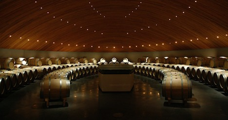 The Lapostolle winery:  an architectural wonder. Image supplied