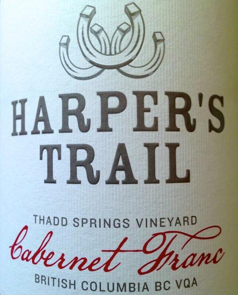 Harper's Trail Cabernet Franc