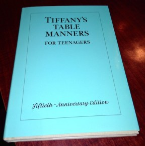 Books_to_Cooks_Tiffany's Table Manners