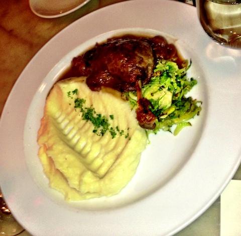 Dine Out Vancouver Le Parisien duck confit