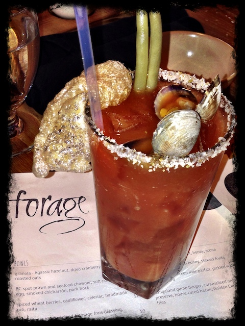 The well foraged Caesar, TP photo