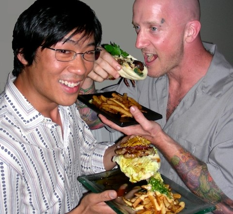 Wild Rice: Andrew Wong and Stu Irving