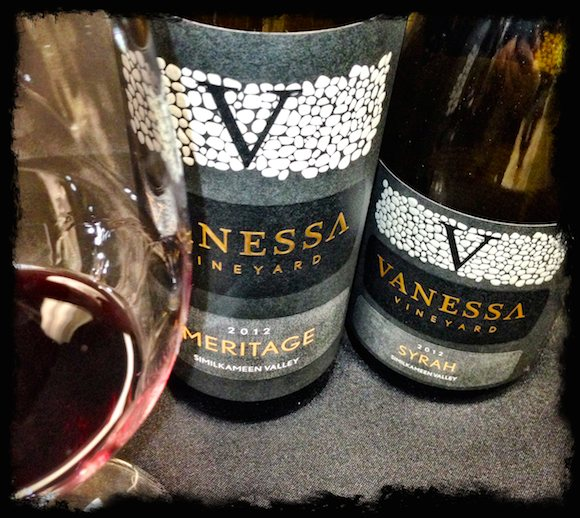 Vanessa Vineyard labels