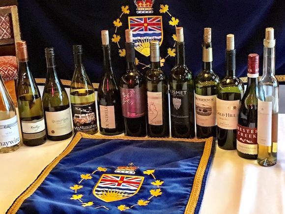 2016 winners Lieutenant Governor Wine Awards