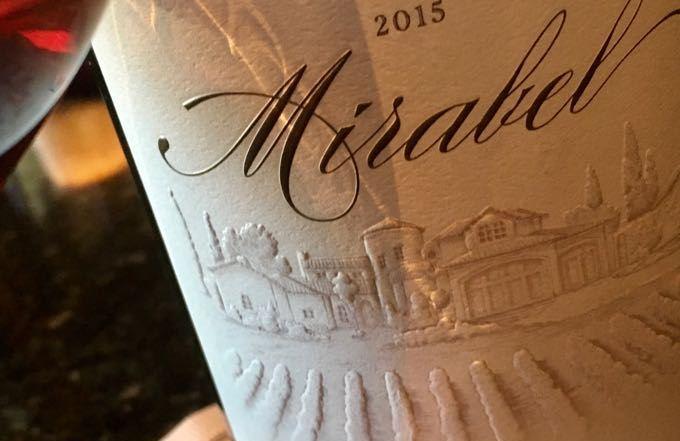 Mirabel Pinot Noir 2015