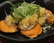 ocean wise maji grilled scallops