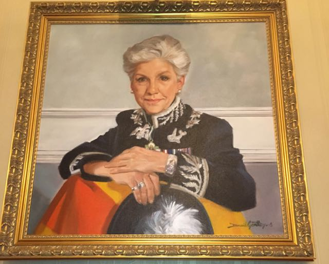 Lieutenant Governor's awards founder: The Honourable Iona Campagnolo