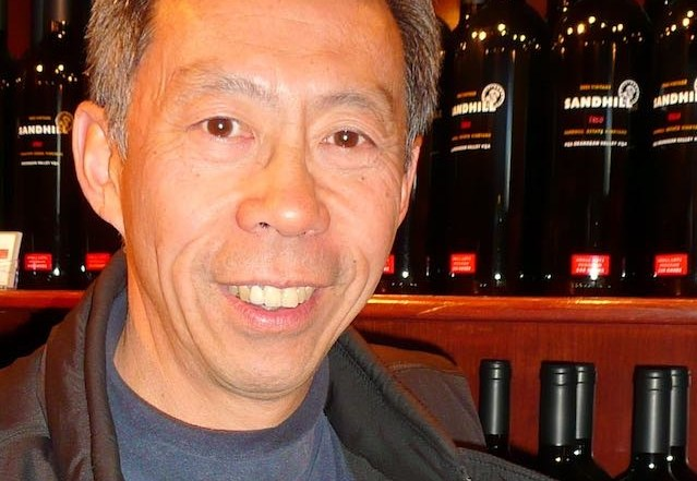 Howard Soon at Calona Wines