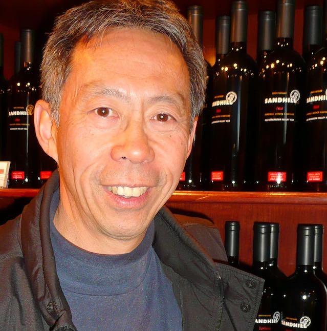 Howard Soon at Calona Wines