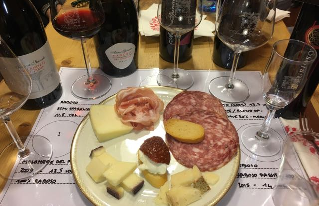 A tasting at Ana Spinato turned out to be one of the year's best ...