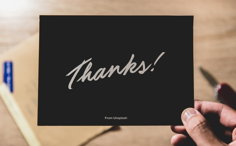 Post-Interview Thank You Note Do's and Don'ts