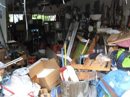 GSD Junk Hauling removed over 52,000 pounds of Junk from this home.