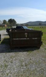 GSD Junk Hauling - Comparable pricing to using a dumpster, but we do all the work.