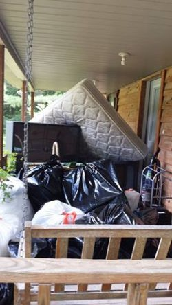 GSD Junk Hauling - Let us take care of that for you - Get Stuff Done!
