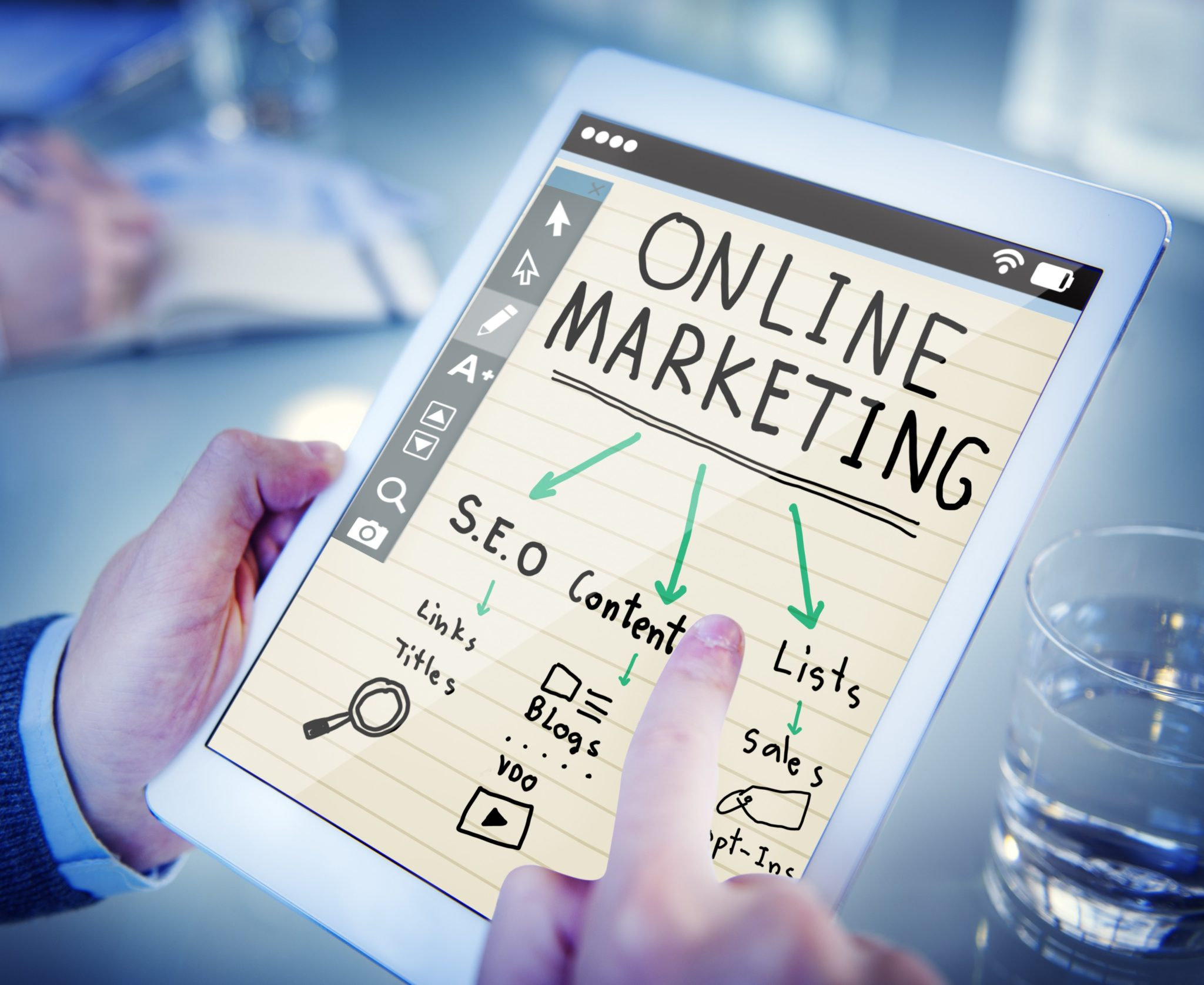 online marketing-seo