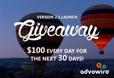 social ads free giveaway
