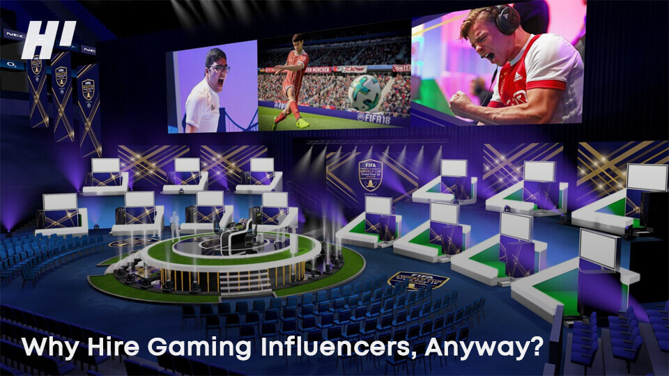 The Top 15 Gaming Influencers to Look Up To Today - HI