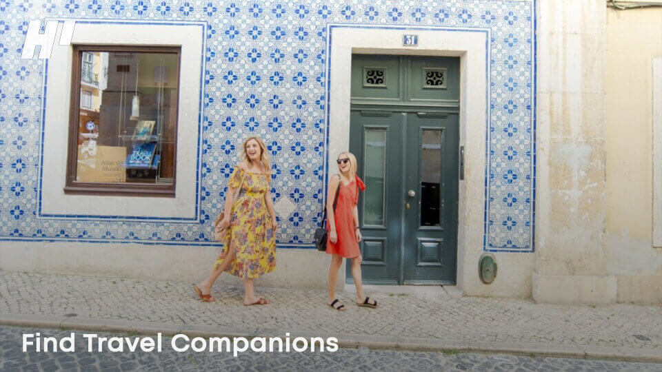 Find-Travel-companions