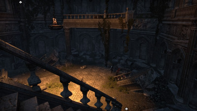Ritual Site below the Monastery