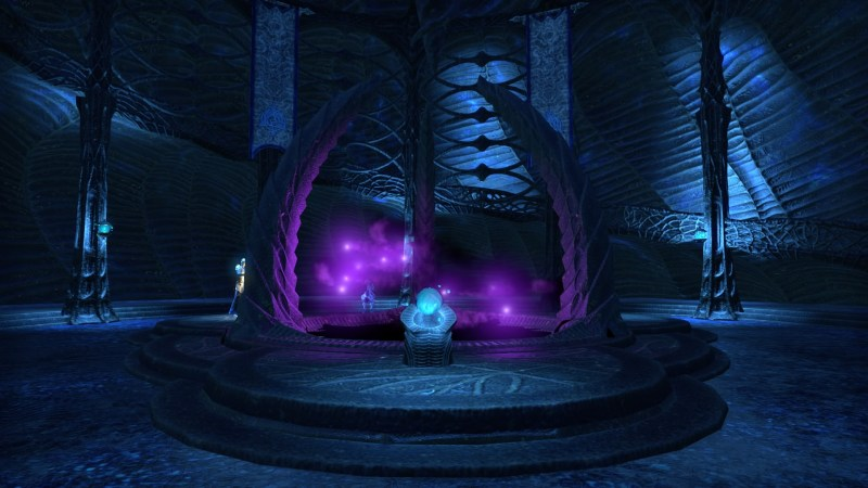 Dreaming Cave Portal