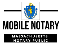 MA Mobile Notary Public