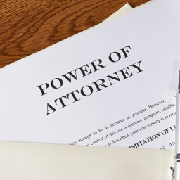 Power Of Attorney Notary
