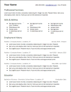google_docs_3_column_skills_resume_template