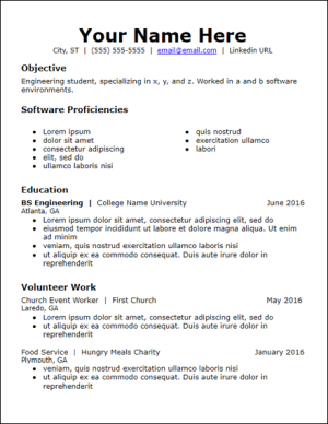 objective_skills_education_no_experience_resume-template