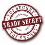 Top Secret Trade Secret Confidential